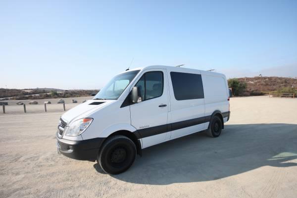 2008 Dodge Sprinter Adventure Van