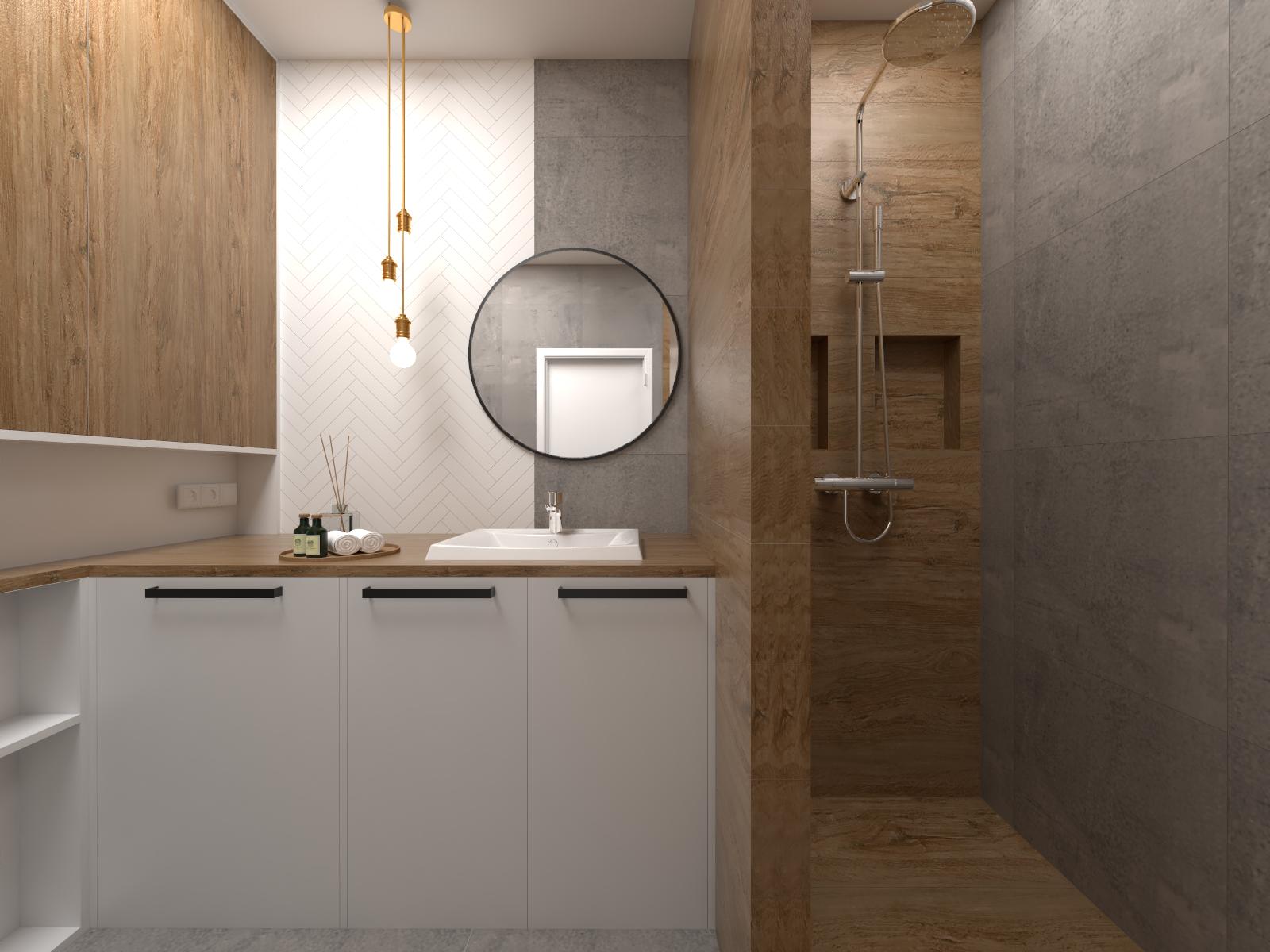 Seria mieszkaniowa | Nasza wymarzona łazienka | projekt + inspiracje