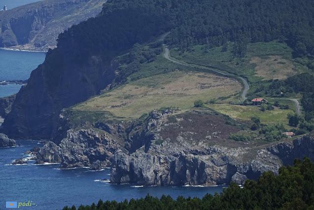 San Juan de Gaztegulatxe a Bakio; Gibelorratzagako San Pelaio Auzoa