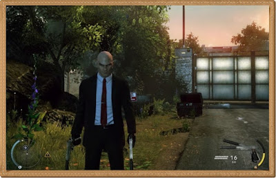 Hitman 5 Absolution Games for windows