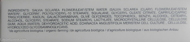 Ingredientes serum pestañas