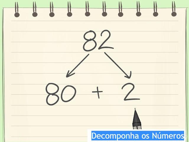 Atividades: Decomponha os Números - Decompor Números