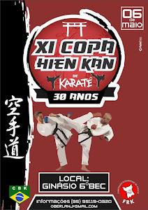 11ª Copa Hien Kan de Karate