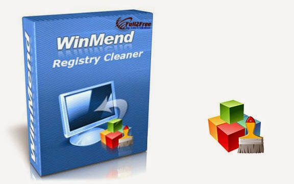 Software : WinMend Registry Cleaner 1.7 + Crack