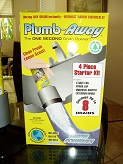 This is the Plumb Away Toilet kit