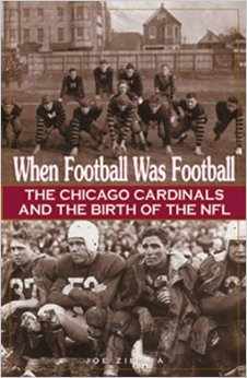 The Authoritative History Book of the Chicago Cardinals