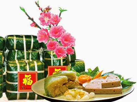 """Banh Chung"" (Chung cake) is a traditional and irreplaceable cake of Vietnamese people in the Tet Holidays and King Hung's anniversary (10th March Lunar). For the Vietnamese, making ""Banh Chung"" is the ideal way to express gratitude to their ancestors and homeland."