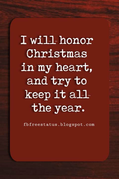 Christmas quotes and sayings with images