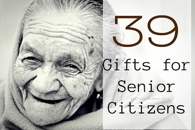 gifts for nursing home residents, gifts for retirement home residents, gifts for elderly people
