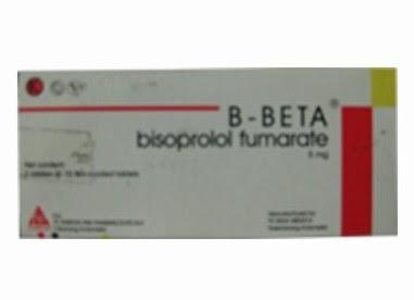 Harga B-Beta Terbaru 2017 Obat Anti Hipertensi