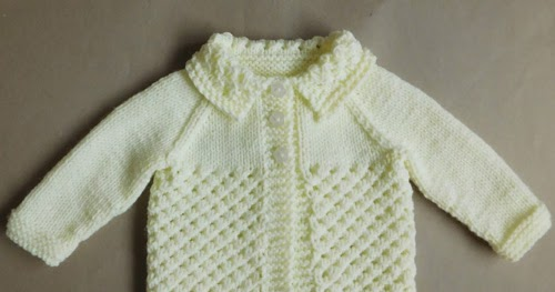 We Like Knitting Free Patterns : We like knitting danika baby jacket free pattern