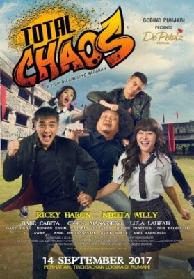 Download Film Total Chaos (2017) WEB DL