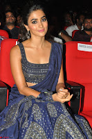 Pooja Hegde choli saree at DJ Duvvada Jaggannadham music launch ~  Exclusive 10.jpg