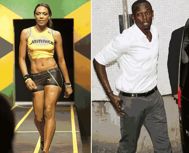 Sports Update: Meet Usain Bolt's Girlfriend, Megan Edwards