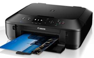 Canon MG5650 controlador de impresora para Windows y Mac