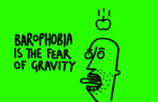 Barophobia | Tufing.com