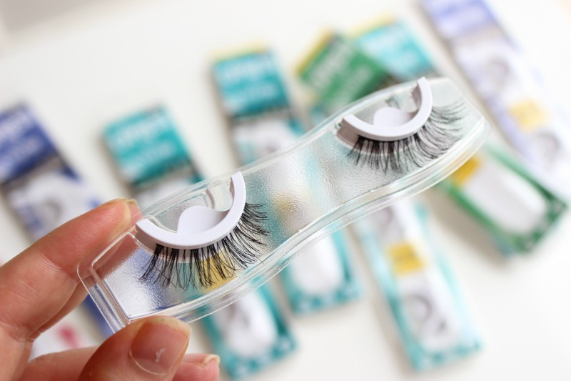 f49b931f976 The Easiest False Lashes You'll Ever Apply | The Sunday Girl