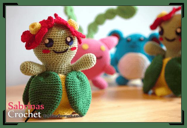 Amigurumi Patrones De Pokemon : Pokemon: 10 Patrones Amigurumi Gratis - Arte Friki