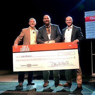 Hall and Minkner Win Spirit of Garver Awards