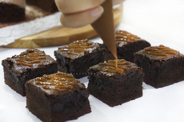 Cocoa Brownies ( Tanpa DCC )