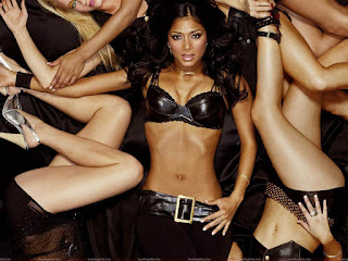 Nicole Sherzinger's photos with pussycat dolls