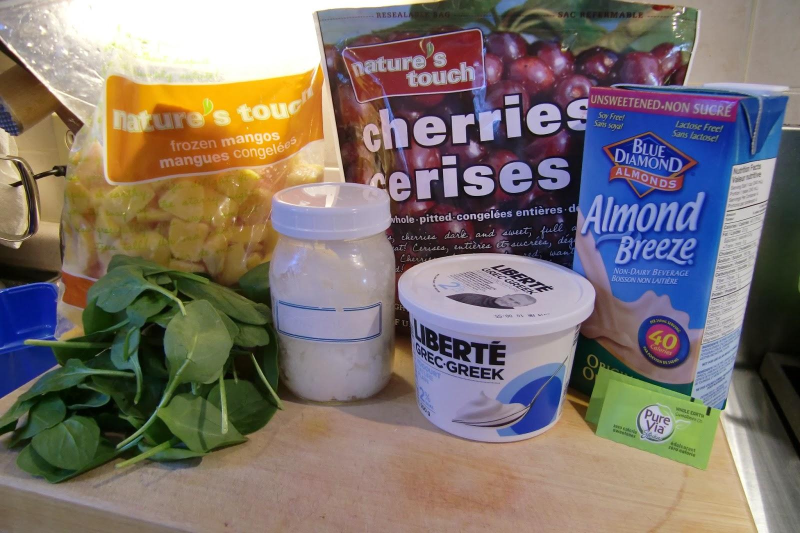 WW: Sneaking Veggies into Breakfast 2: Green Smoothie