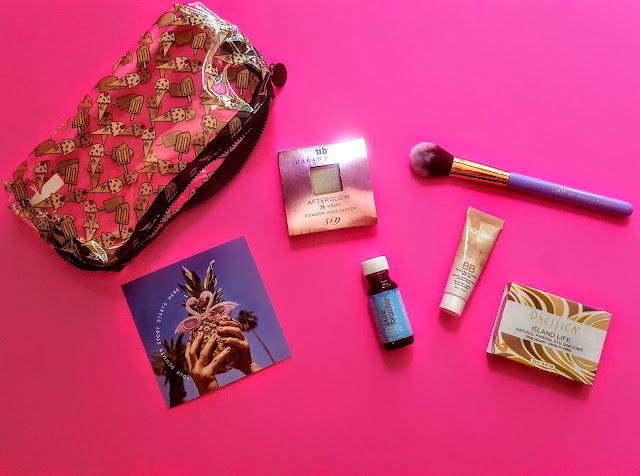 what's in the june ipsy bag