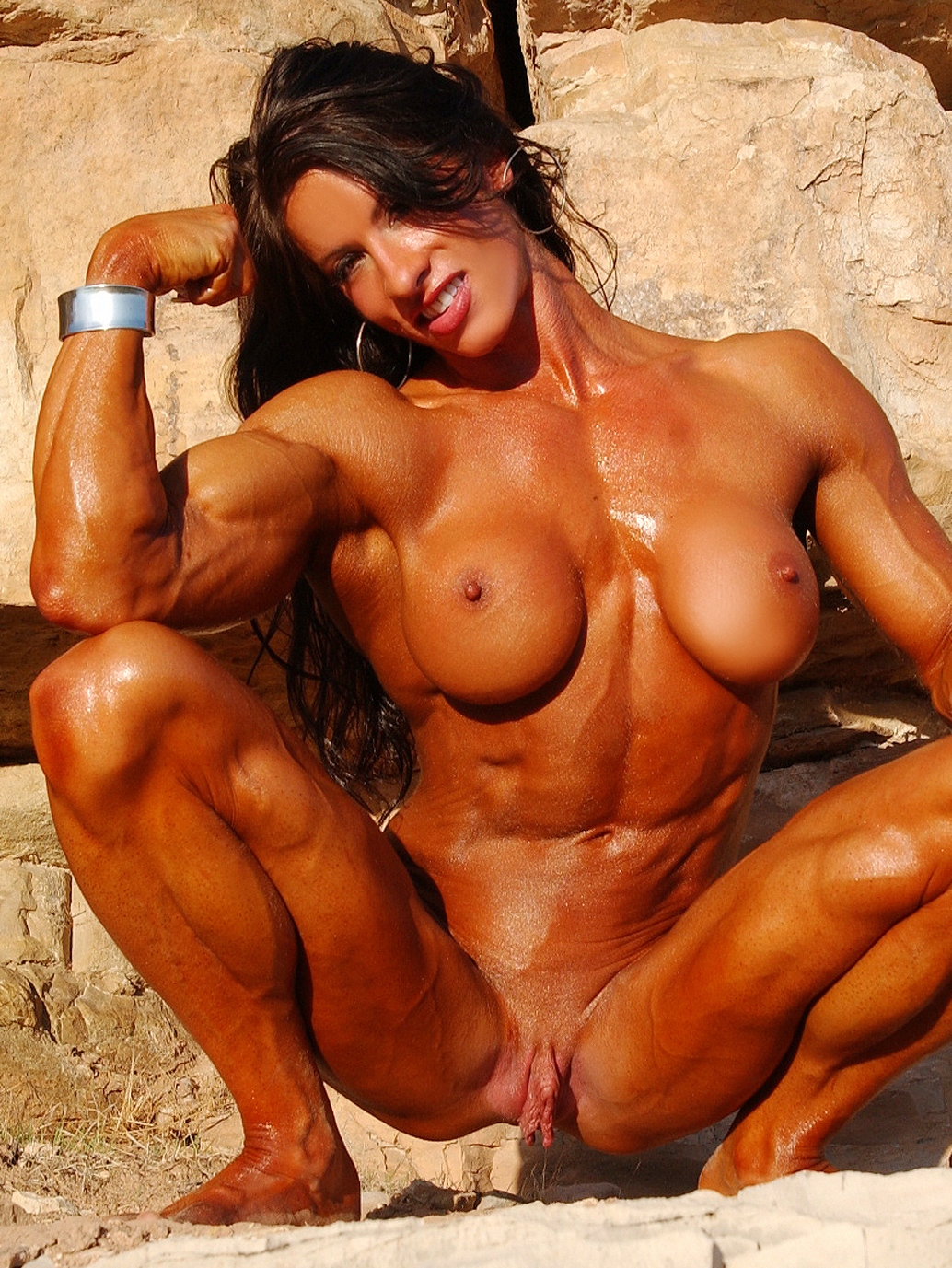 Muscle clit