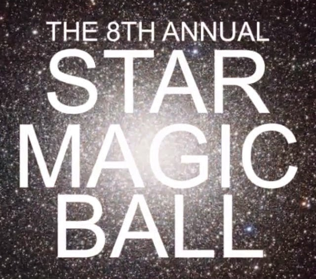 ABS-CBN stars gather at the 8th Star Magic Ball