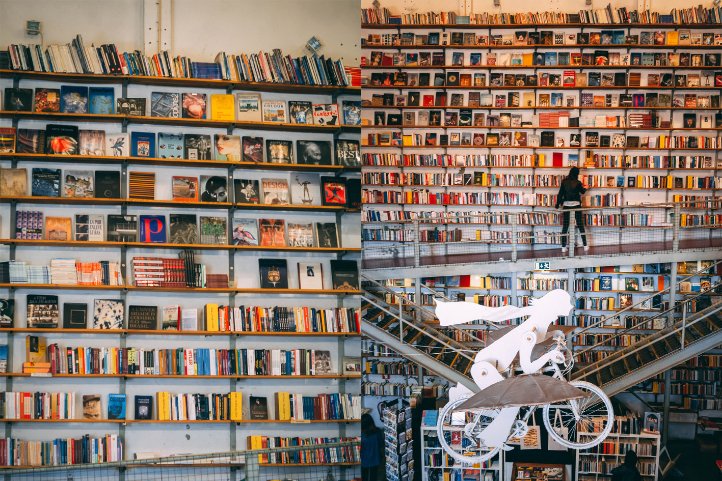 Librairie Lisbonne