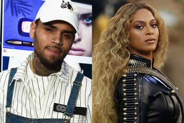 Chris Brown Wants To Work With Beyonce