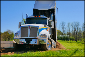 Dig-It Excavating Kenworth T880 Dump Truck