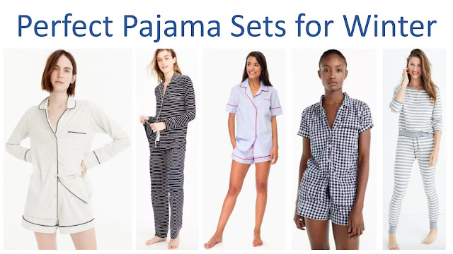 Winter Pajama Sets