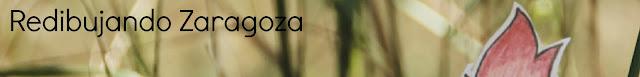 Redibujando Zaragoza.