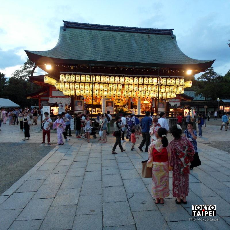 【祇園祭】祭典中最神秘的宵宮祭 完全沒有畫面