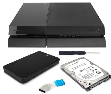 Best PS4-Compatible Internal Hard Drive (HDD) Upgrades [2016]