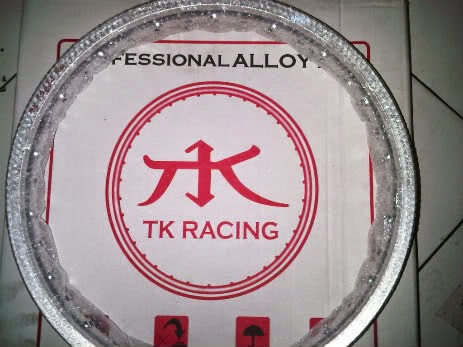 harga velg motor tk racing