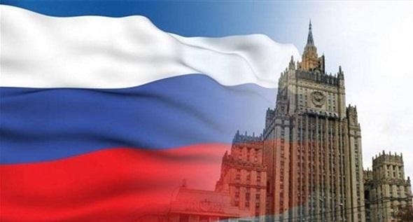 الخارجية الروسية نشطاء الخوذ البيضاء كشفوا عن نفاقهم للعالم