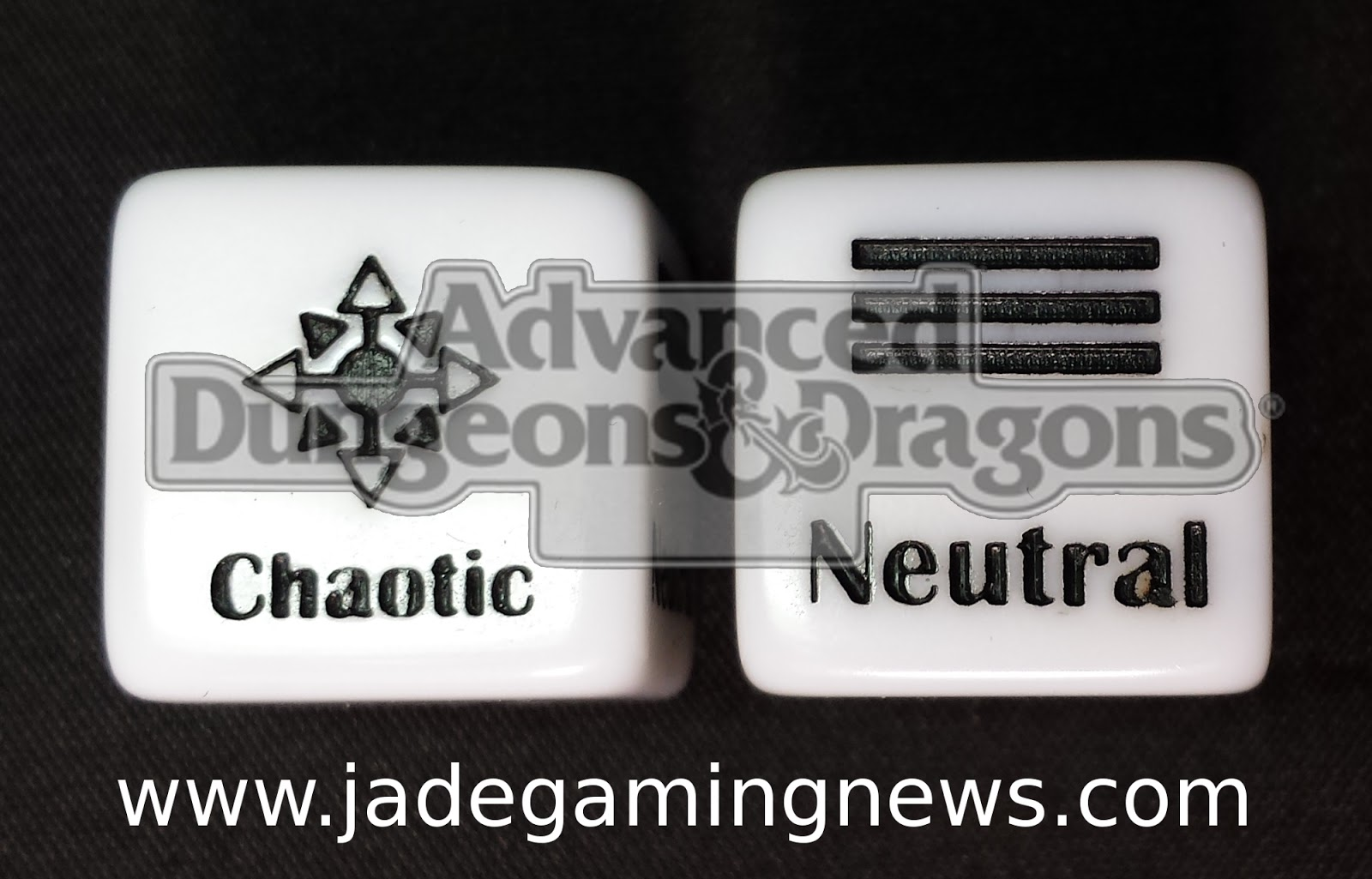 The 4 Ways Of Being Chaotic Neutral Second Edition Jade Gaming News