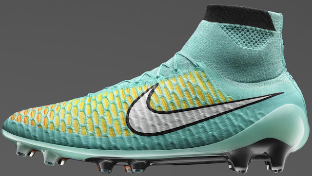 b2c1b6f86c50 New Hyper Turquoise Nike Magista Obra 2014 Football Boot Released - Nike  today unveiled the new Nike Magista Obra Hyper Turquoise / White / Laser  Orange ...