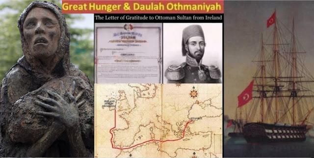 Victor, Anda Tahu Tidak? Saat Eropa Kristen Dilanda Kelaparan, Khalifah Islam Utsmani Yang Membantu
