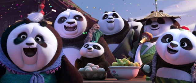 Kung Fu Panda 3 (2016) HD 1080p Latino