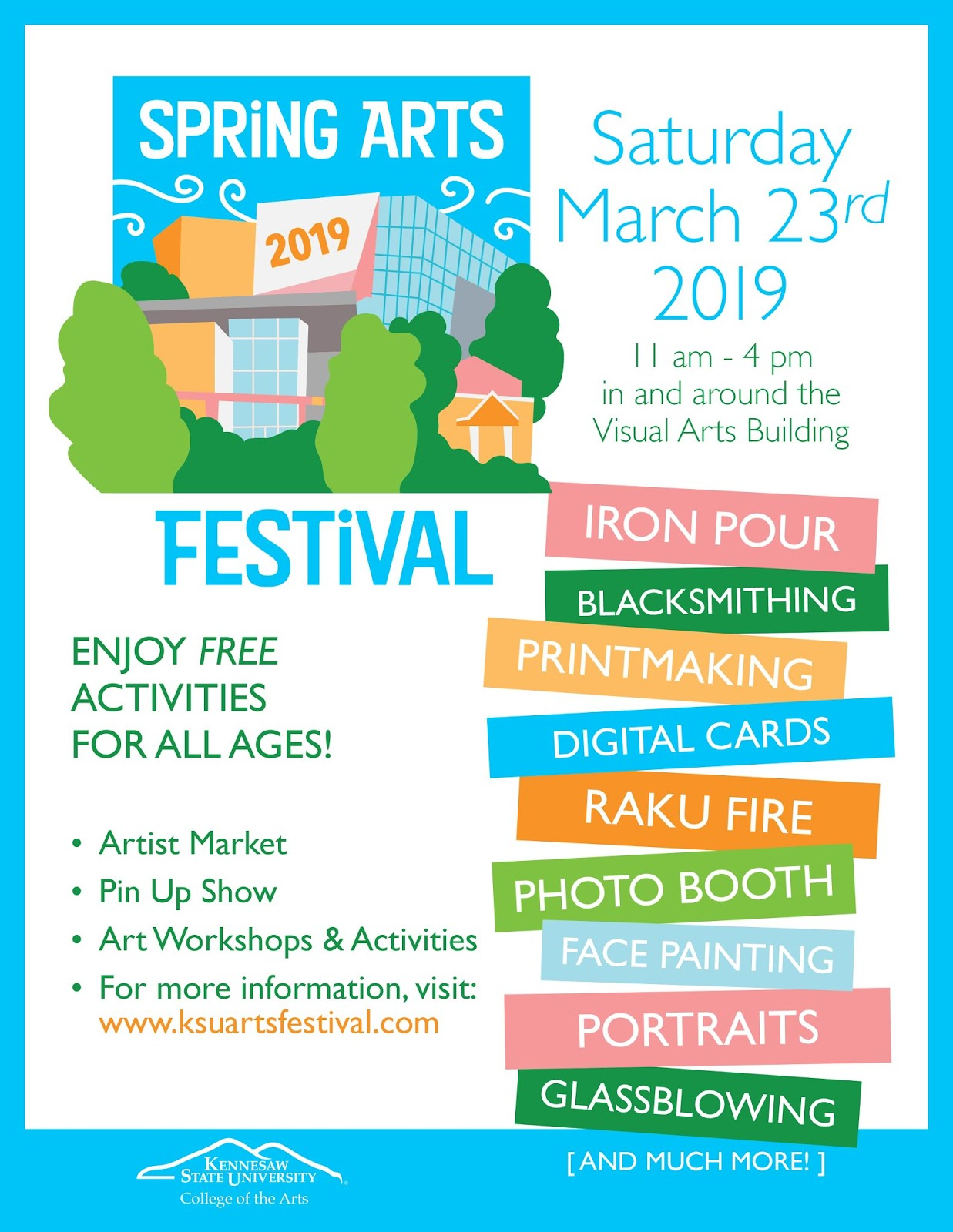 The Crayon Lab Spring Arts Festival This Weekend