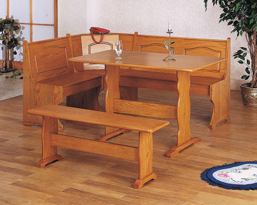 corner booth dining room sets | Booth Zombie Pic: Corner Booth Dining Set