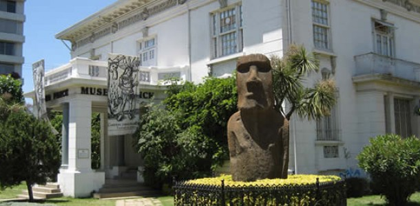 Francisco Fonck Museum, Viña del Mar, Chile