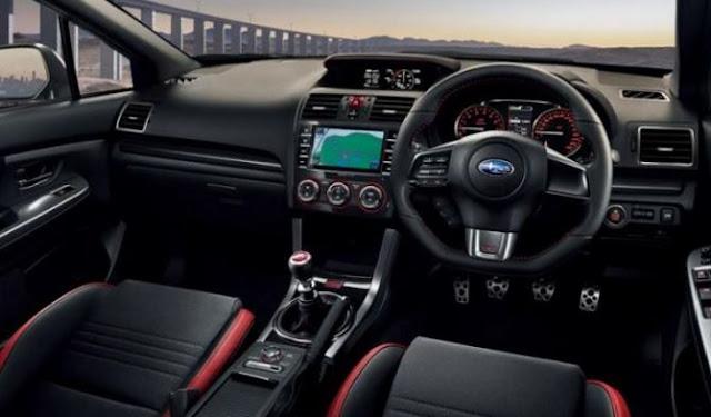 2018 Subaru WRX Interior,Priview,Engine