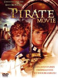 The pirate movie, película