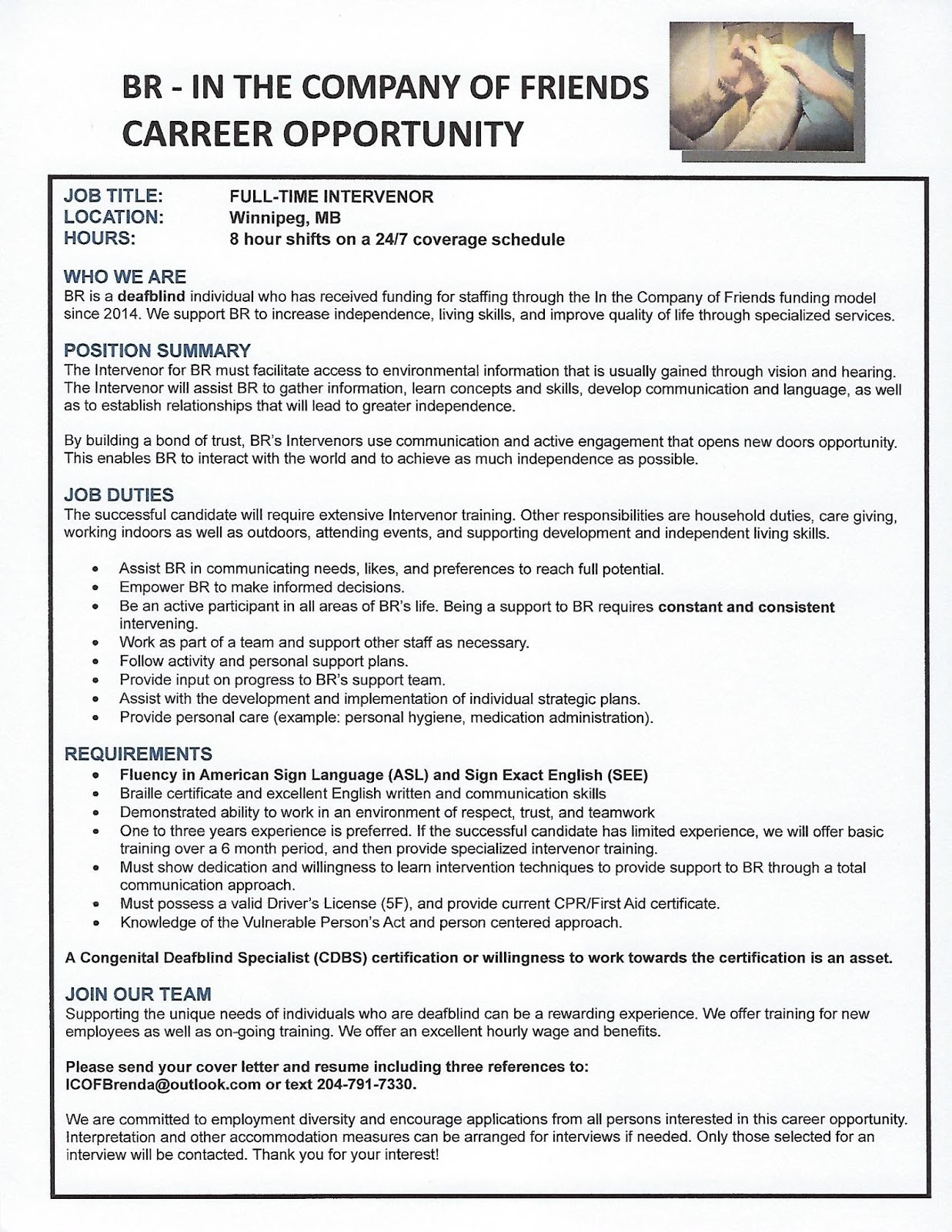 Cool Resume Companies Winnipeg Pictures Inspiration - Examples ...