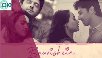 BAARISHEIN Guitar Chords Accurate | Ankit Rajput and  Shivangi Bhayana