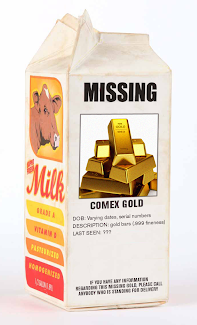 Is Your Gold Missing?